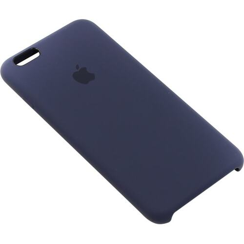 best website dc19b 7b5f5 iPhone 6s Plus Silicone Case Midnight Blue
